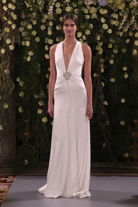 Rosa Wedding Dress from the Jenny Packham 2019 Bridal Collection