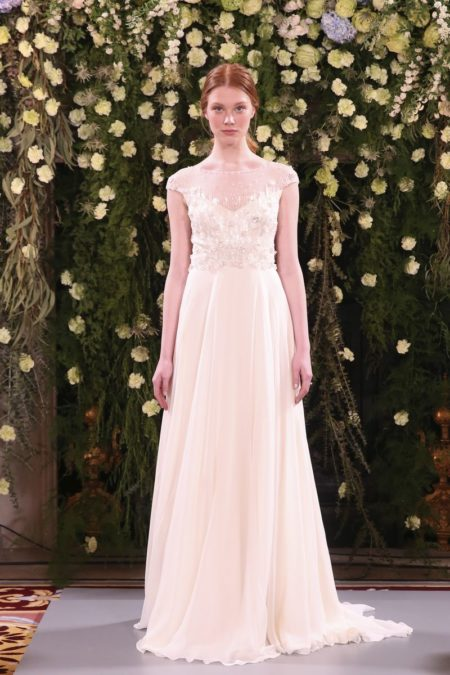 Sylvia Wedding Dress from the Jenny Packham 2019 Bridal Collection