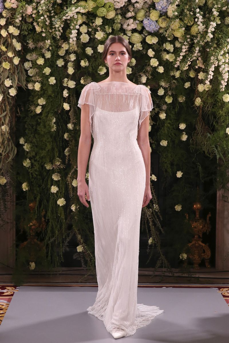 Violet Wedding Dress from the Jenny Packham 2019 Bridal Collection