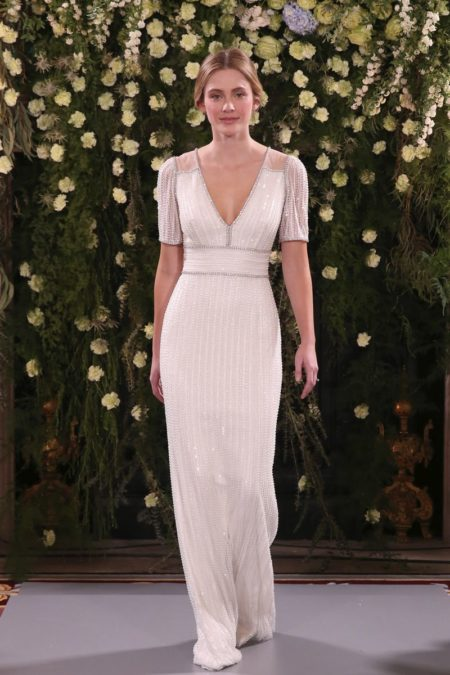 Whisper Wedding Dress from the Jenny Packham 2019 Bridal Collection