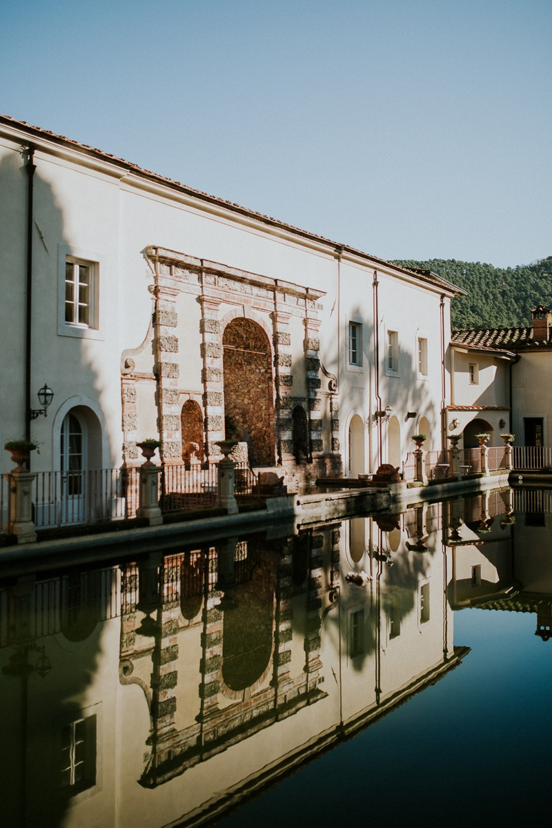 Borgo Bernardini, Tuscany