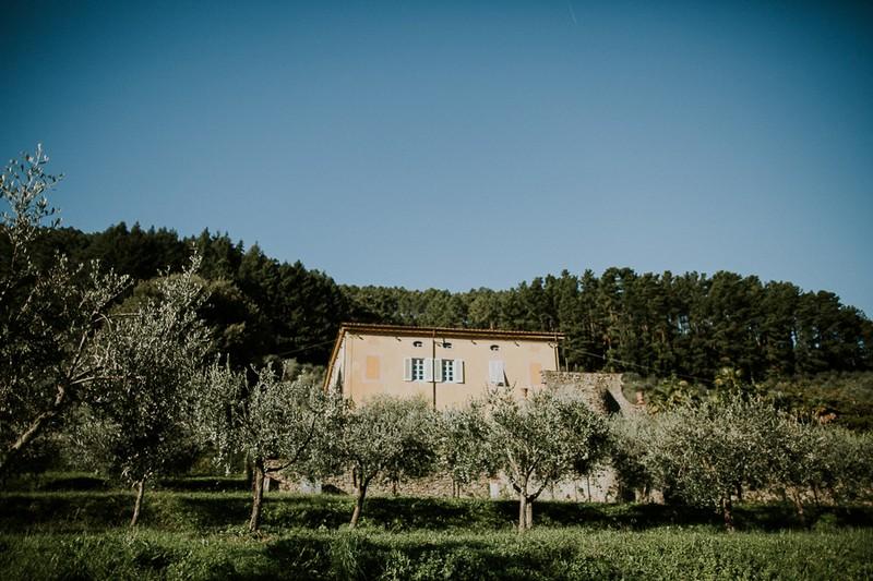 Villa Lenka, Tuscany