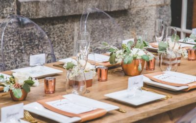 2019 Wedding Styling Trends