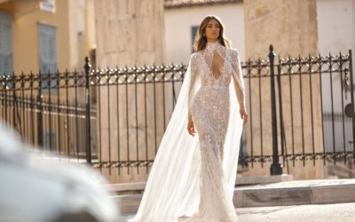 BERTA Athens Fall/Winter 2019 Bridal Collection