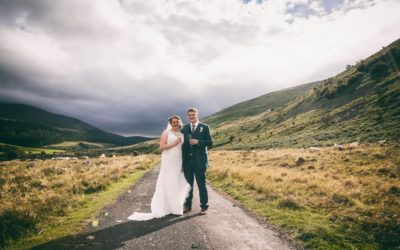 A Relaxed, Colourful Wedding in the College Valley