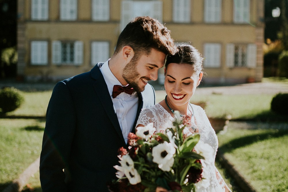 Decadent Winter Wedding Styling in Tuscany