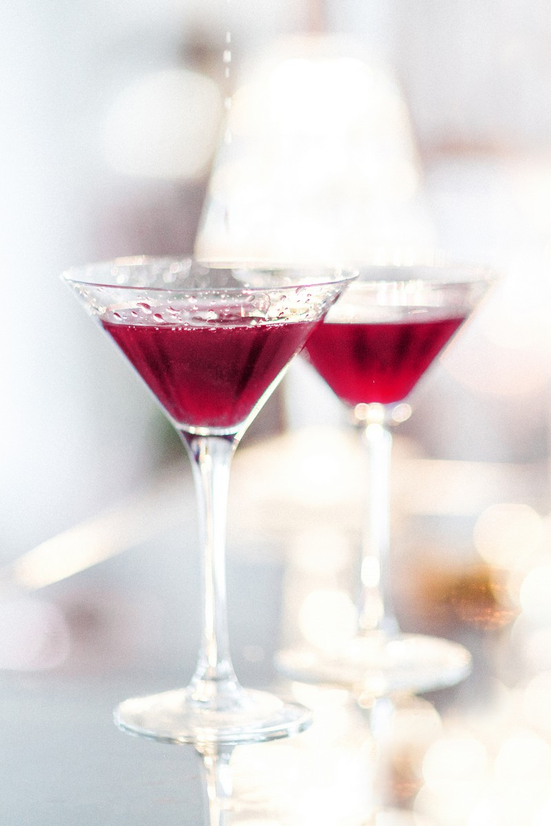 Red drinks