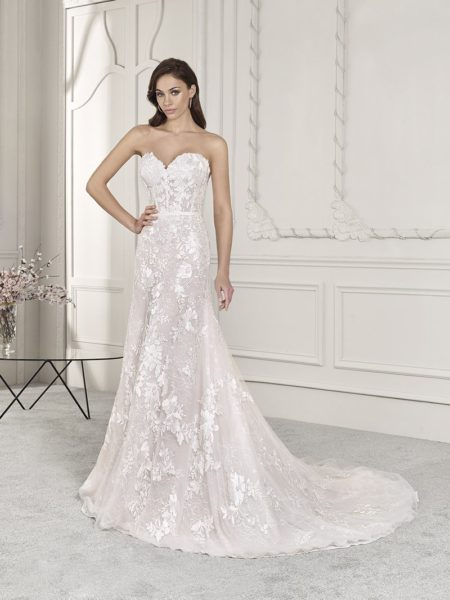 869 Wedding Dress from the Demetrios Starlight 2019 Bridal Collection