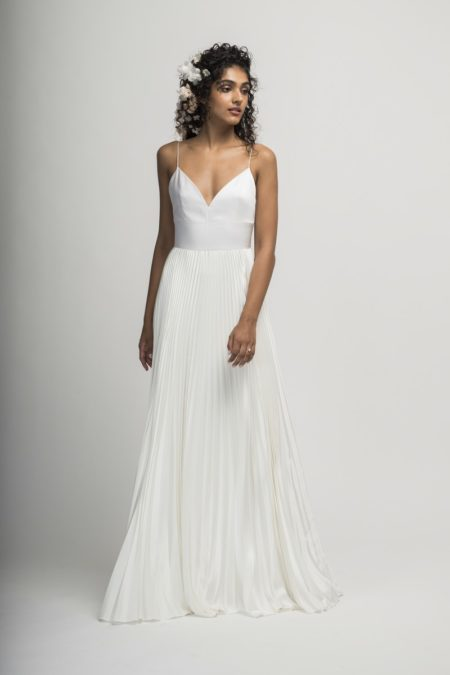 Capri Wedding Dress from the Alexandra Grecco Cloud Nine 2019 Bridal Collection