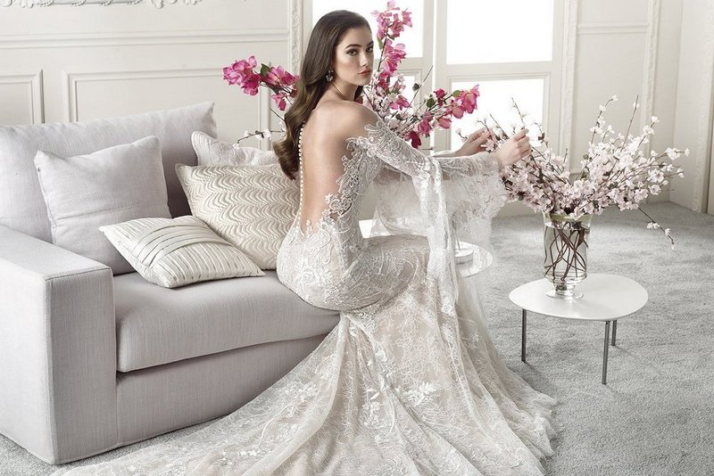 Demetrios Starlight 2019 Bridal Collection - 823 Wedding Dress