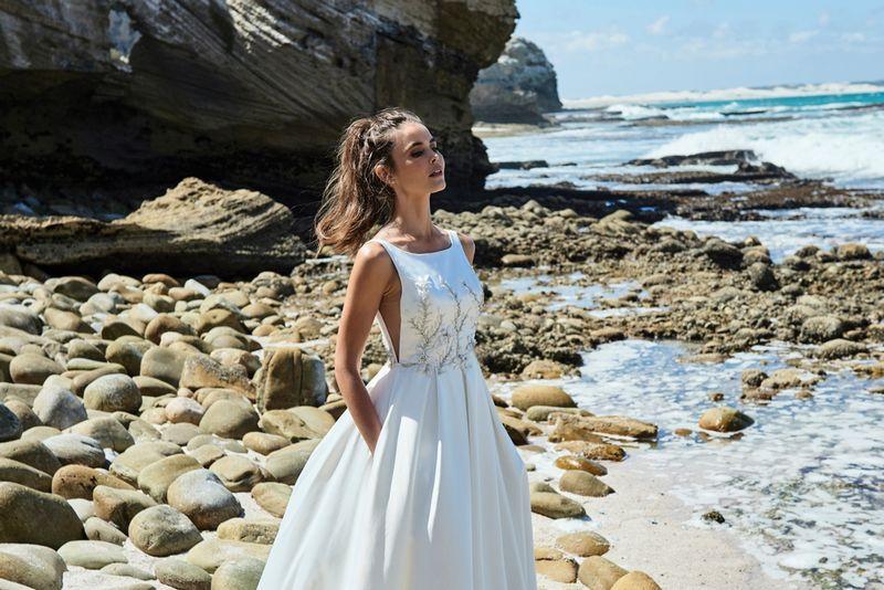 Elbeth Gillis Luminescence 2019 Bridal Collection - Violette Wedding Dress