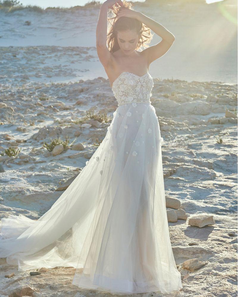 Erika Wedding Dress from the Elbeth Gillis Luminescence 2019 Bridal Collection