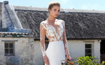 Elbeth Gillis Arniston Blue 2019 Bridal Collection