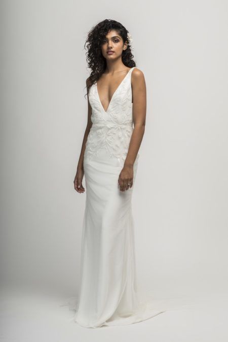 Flora Wedding Dress from the Alexandra Grecco Cloud Nine 2019 Bridal Collection