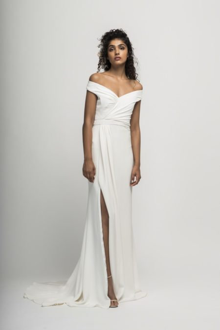 Loren Wedding Dress from the Alexandra Grecco Cloud Nine 2019 Bridal Collection