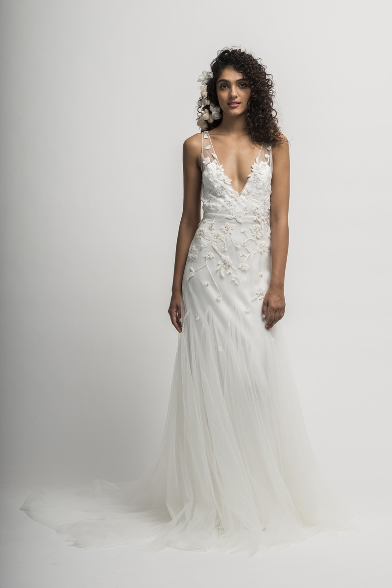 Lucca Wedding Dress from the Alexandra Grecco Cloud Nine 2019 Bridal Collection