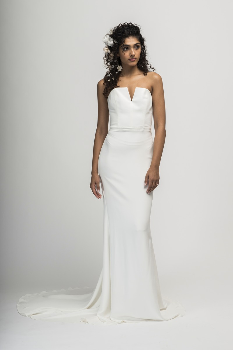 Martine Wedding Dress from the Alexandra Grecco Cloud Nine 2019 Bridal Collection