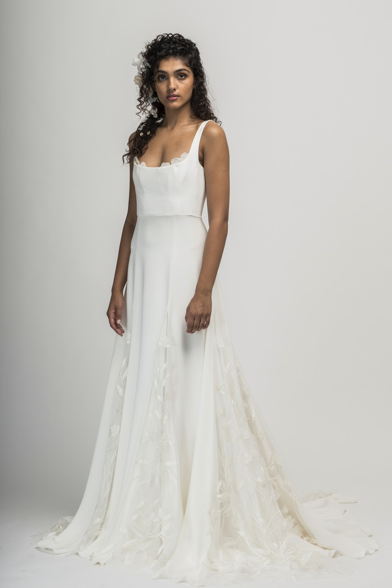 Sienne Wedding Dress from the Alexandra Grecco Cloud Nine 2019 Bridal Collection