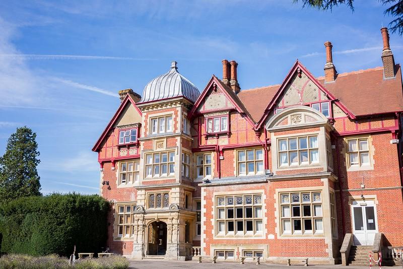 Pendley Manor wedding venue