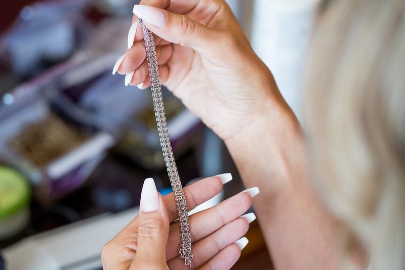 Bride's bracelet
