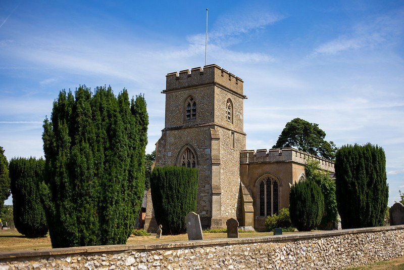 St Peter and St Paul's Church, Little Gaddesden