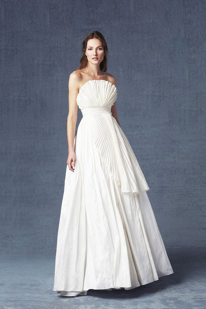 Annora Wedding Dress with Removable Bodice by Odylyne The Ceremony