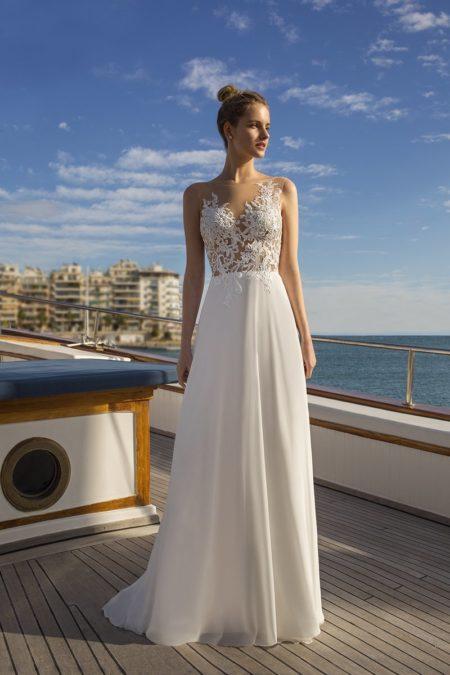 DR251 Wedding Dress