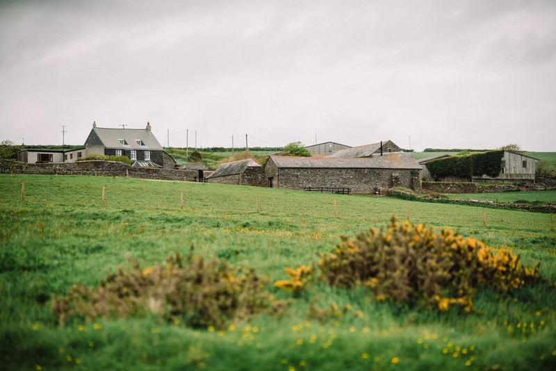 New Barton Barns in Devon