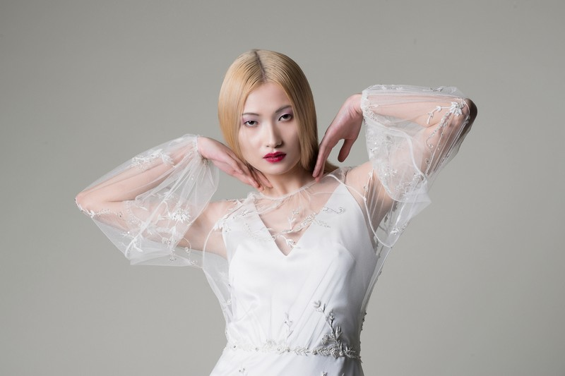 Alan Hannah Moonshadow 2020 Bridal Collection - Genna Wedding Dress