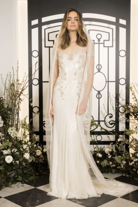 Amalia Wedding Dress from the Jenny Packham 2020 Bridal Collection
