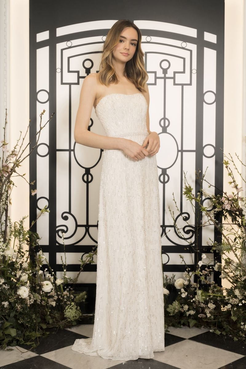 Bianca Wedding Dress from the Jenny Packham 2020 Bridal Collection