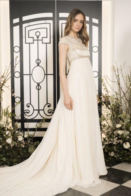 Brigitte Wedding Dress from the Jenny Packham 2020 Bridal Collection