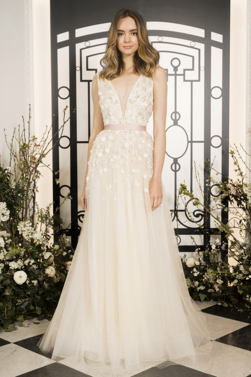 Colette Wedding Dress from the Jenny Packham 2020 Bridal Collection