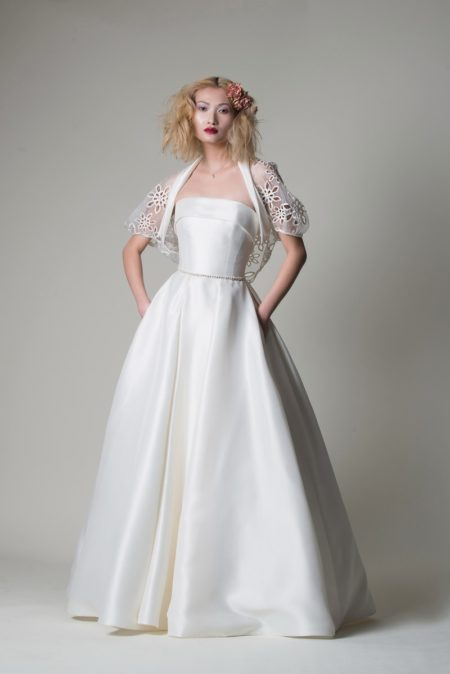 Cordelia Wedding Dress from the Alan Hannah Moonshadow 2020 Bridal Collection