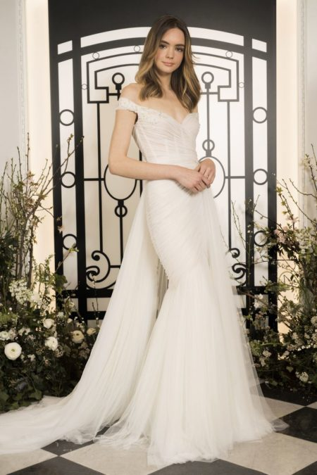 Elysee Wedding Dress from the Jenny Packham 2020 Bridal Collection