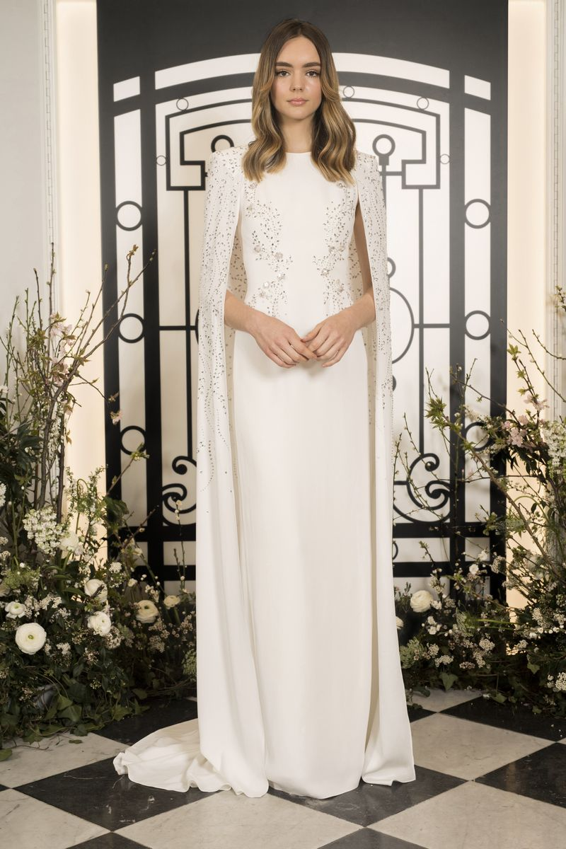 Farrah Wedding Dress from the Jenny Packham 2020 Bridal Collection