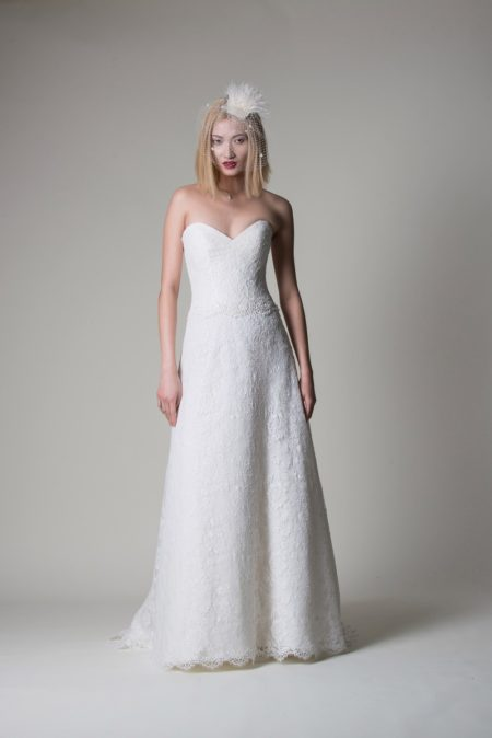 Fern Wedding Dress from the Alan Hannah Moonshadow 2020 Bridal Collection