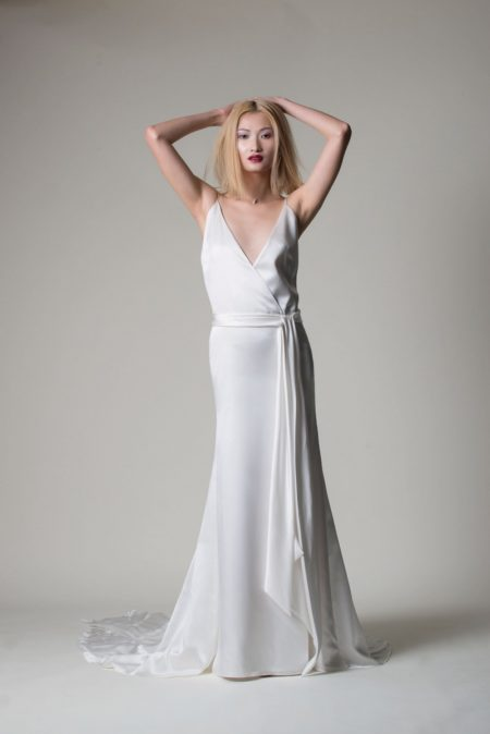 Gwen Wedding Dress from the Alan Hannah Moonshadow 2020 Bridal Collection