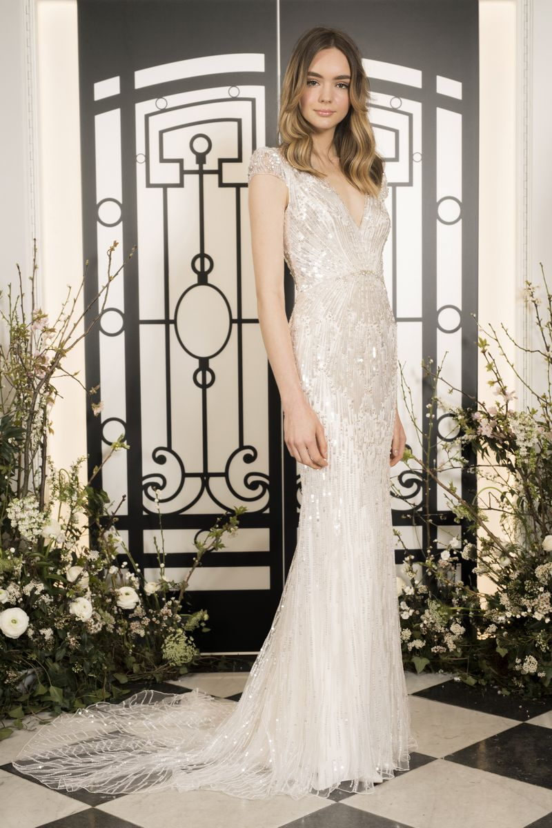 Jackie Wedding Dress from the Jenny Packham 2020 Bridal Collection