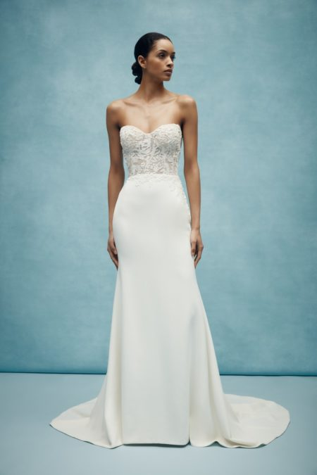 Jasper Wedding Dress from the Anne Barge Spring 2020 Bridal Collection