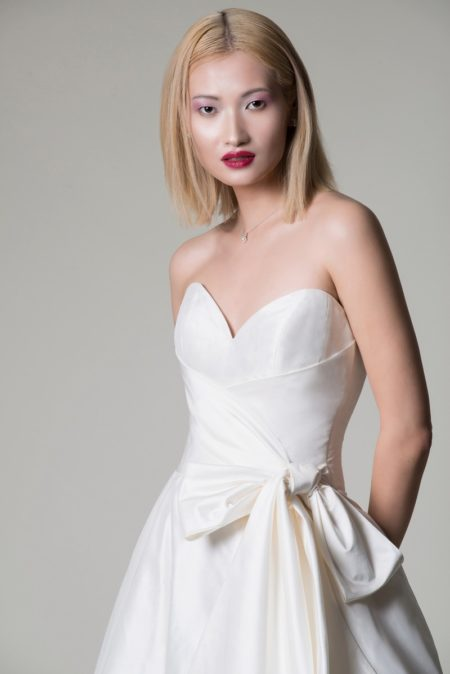 Jess Wedding Dress from the Alan Hannah Moonshadow 2020 Bridal Collection