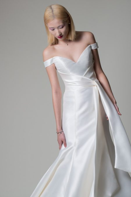 Jessica Wedding Dress from the Alan Hannah Moonshadow 2020 Bridal Collection