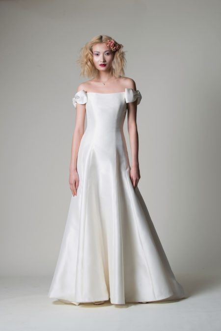 Katerina Wedding Dress from the Alan Hannah Moonshadow 2020 Bridal Collection