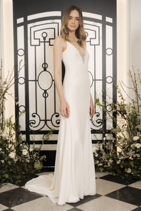 Larreta Wedding Dress from the Jenny Packham 2020 Bridal Collection