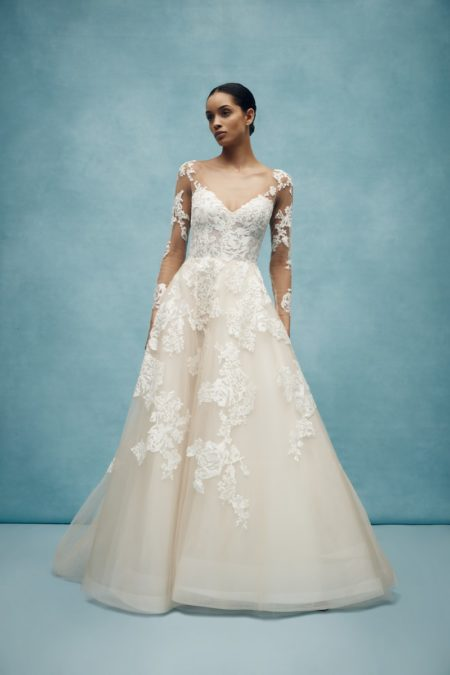 Lula Wedding Dress from the Anne Barge Spring 2020 Bridal Collection