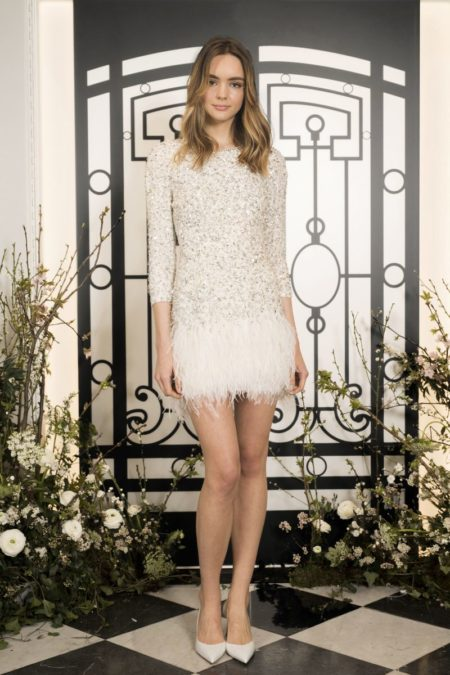 Margeaux Wedding Dress from the Jenny Packham 2020 Bridal Collection