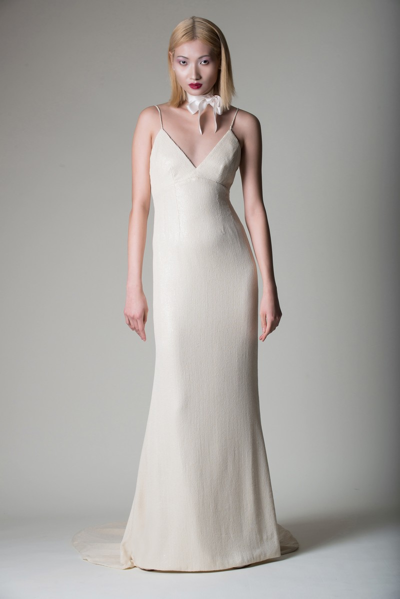 Mia Wedding Dress from the Alan Hannah Moonshadow 2020 Bridal Collection