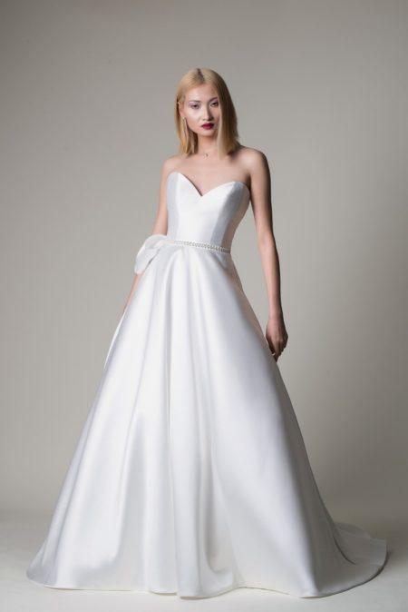 Nikita Wedding Dress from the Alan Hannah Moonshadow 2020 Bridal Collection