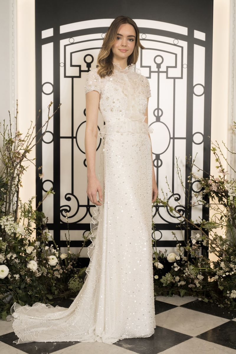 Nolita Wedding Dress from the Jenny Packham 2020 Bridal Collection