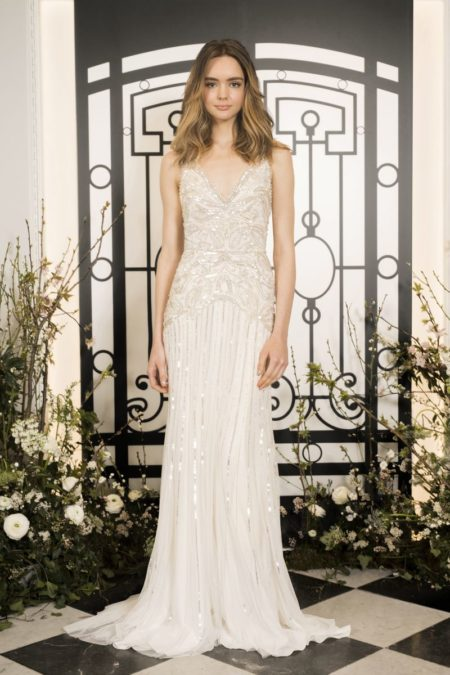 Palermo Wedding Dress from the Jenny Packham 2020 Bridal Collection